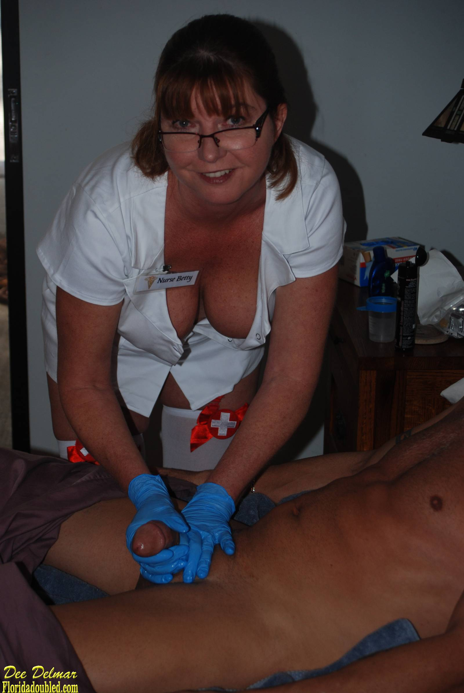 Nurse assisted sperm sample